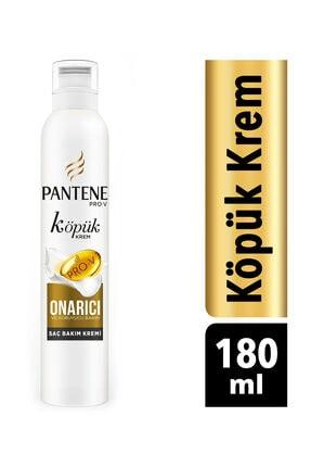 Pantene Onarıcı ve Koruyucu Bakım Köpük Saç Bakım Kremi 180 ml 1
