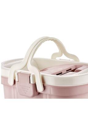 Vip Ahmet Vip Set Premium Mop Temizlik Kova Seti 3 Farklı Su Bölmesi 2