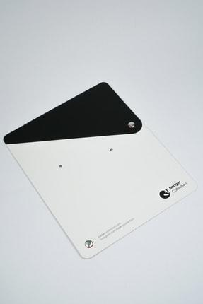 Badger Collection Katlanır Cüzdan - Unisex Kartlanır Siyah 1