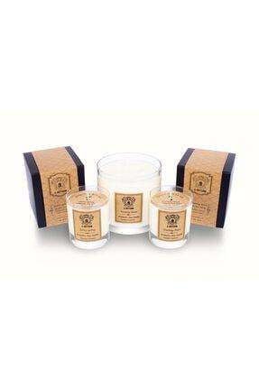 A Heysem Aromatik %100 Doğal Soya Mum/candle 200 Gr 4