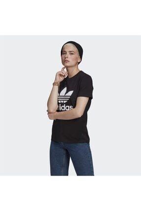 adidas Adicolor Classics Trefoil Kadın Tişört 0