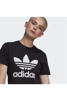 adidas Adicolor Classics Trefoil Kadın Tişört 4