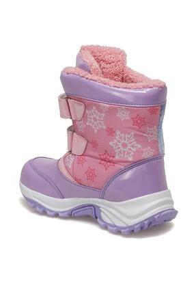 Frozen 92.LOLY-3.P Lila Kız Çocuk Kar Botu 100406402 2