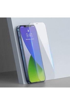 Baseus Iphone 12 Pro Max 6.7 0.3mm Ful Tempered Cam Ekran Koruyucu 2 Adet Set 4