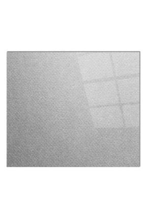 Olinpa 60x52 Cm Cam Ocak Arkası Koruyucu Tezgah Ankastre Arkası Koruyucu | Kağıt Dokusu 1