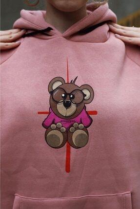 Sonsofsoo Kadın Şardonlu Sweatshirt 3