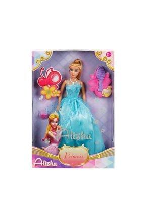 Alisha Güzel Prenses Bebek S00000829