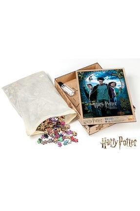 King Of Puzzle Harry Potter - Prisoner Of Azkaban Ahşap Puzzle 1000 Parça 2