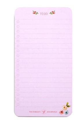 Victoria's Journals To Do List 3lü Set 3