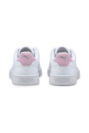 Puma SHUFFLE JR Beyaz Erkek Çocuk Sneaker Ayakkabı 101085497 1