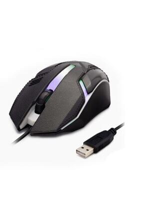 HADRON Hrg20 Mouse Kablolu Oyun Usb Ledli 1600 Dpı 0