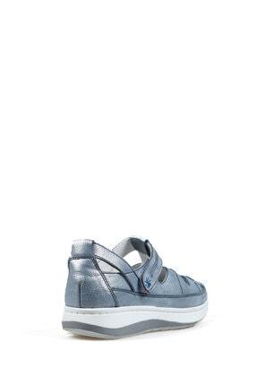Hammer Jack Mavi Sım Kadın Ayakkabı 314 1034-z 2