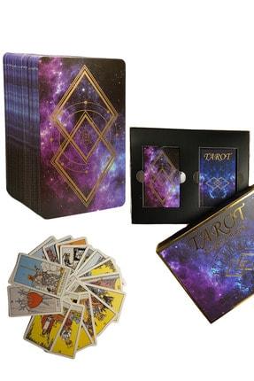 MATEO Tarot Kartları (kullanma Kılavuzlı) Türkçe Englısh Arabic 0