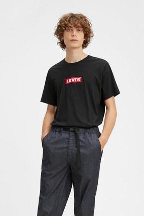 Levi's Erkek Siyah Graphic T-Shirt 69978-0051 0
