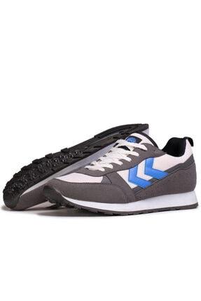 HUMMEL Unisex Gri Sneakers 3