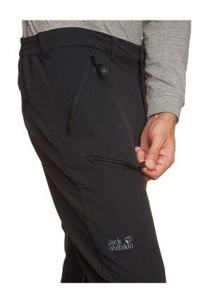 Jack Wolfskin Actıvate Thermıc Black Outdoor Erkek Pantolon 1