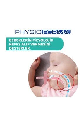 Chicco Physio Soft Silikon Emzik 0-6 Ay Tekli 0