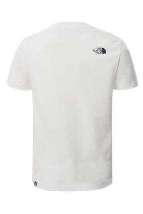 The North Face Easy Çocuk Tişört Beyaz 1