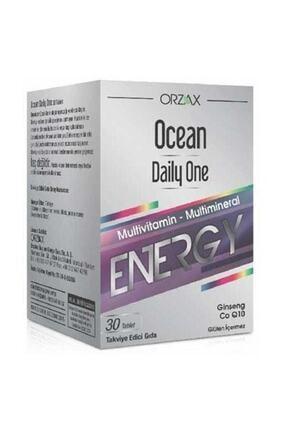 Orzax Ocean Daily One Energy 30 Tablet 0