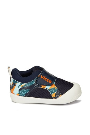 Vicco Mila Erkek Bebe Lacivert Günlük Ayakkabı 2