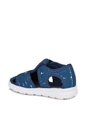 Vicco Bumba Erkek Bebe Lacivert Sandalet 3