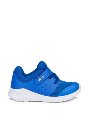 Vicco Mario Erkek Çocuk Saks Mavi Spor Ayakkabı 2