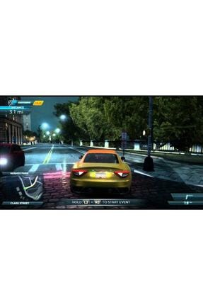 EA Games Need For Speed Most Wanted - Ps3 Oyun 4