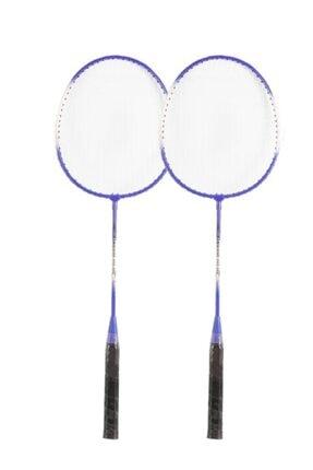 CAN SPORTS Badminton Set Çantalı Mavi (pro-666-mavi) 1