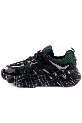 Guja Kadın Yeşil Sneakers 3