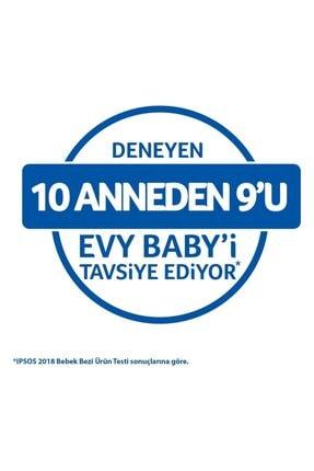 Evy Baby Bebek Bezi 4 Numara Maxi Ultra Fırsat Paketi 162 Adet Ve Duru Granül Sabun 400gr 2
