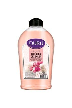 Duru Çiçek Terapisi Değerli Çiçekler Sıvı Sabun 1,5 lt 0
