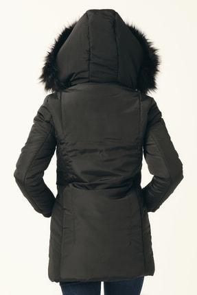 PIQUE Kadın Siyah Mont 4