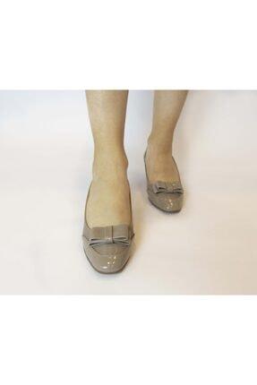 Kadın Vizon Rengi Topuklu Ayakkabı DRLTPK-6212