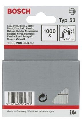 Bosch Zımba Teli Tip 53 11,4*0,74*14 Mm 1