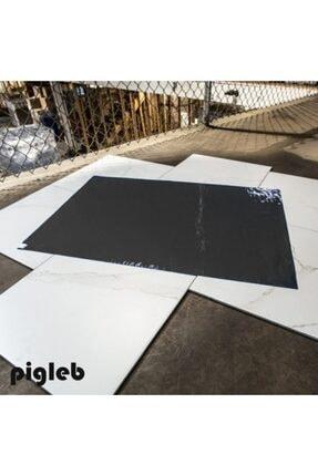 pigleb Yapışkanlı Paspas - Gri 150 Yaprak - 5 Plaka 1