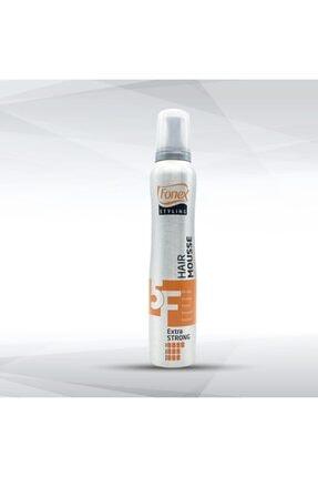 Fonex Saç Köpüğü 200 Ml 0