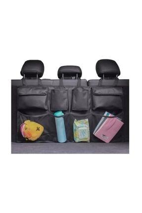 HAYATINIZI KOLAYLAŞTIRIN Araç Bagaj Içi Düzenleyici Organizer Bagaj Toparlayıcı Cırt Cırtlı Model 0