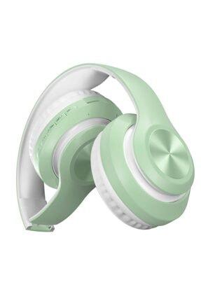 Torima Yeşil P68 Bluetooth Kablosuz Stereo Kulaklık 1