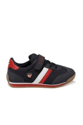 US Polo Assn BONI 1FX Lacivert Erkek Çocuk Sneaker Ayakkabı 100911012 1