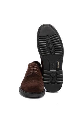 Tergan Kahverengi Süet Deri Erkek Ayakkabı 55016b85 3