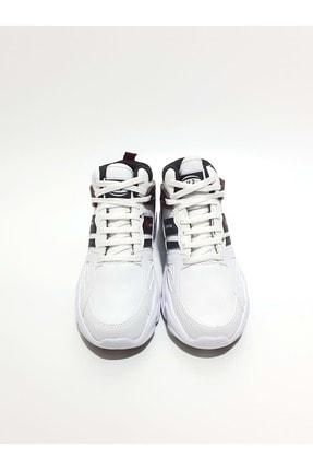 MP Unisex Beyaz  Ortopedic Basket Ayakkabı 1 3