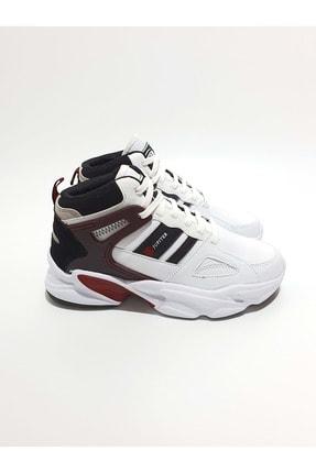 MP Unisex Beyaz  Ortopedic Basket Ayakkabı 1 4