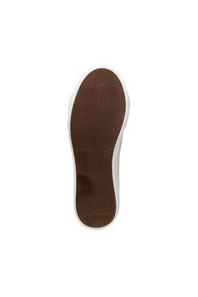 US Polo Assn TOGA 1FX Bej Kadın Havuz Taban Sneaker 100918928 3