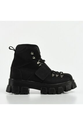 Siyah Yaya Kadın Bot&çizme 01BOY201940A100