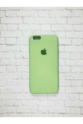 Iphone 6 Fıstık Yeşili Lansman Kılıfı iPhone 6 Fıstık Yeşili