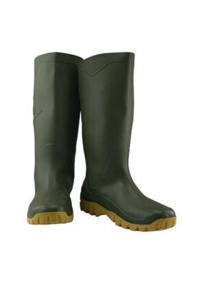 Dunlop Unisex Yeşil Kısa Çizme 1