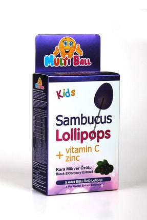 Multiball Kids Sambucus Lolipops 0