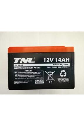 TNL 12v 14ah Jel Akü Deep Cycle 2020 Yeni Üretim 1