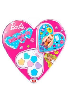 Barbie Kalp Kutulu Makyaj Seti 0