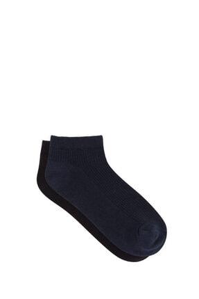 تصویر از 2li Siyah Patik Çorap Seti